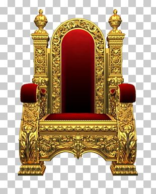 Chair Throne Tutorial PNG