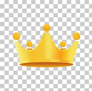 Crown Gold PNG