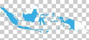 Indonesia Map Mapa Polityczna PNG