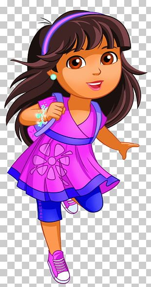 Dora The Explorer Swiper PNG