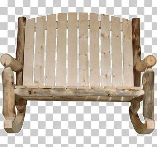 Log Furniture Garden Furniture Rustic Furniture Chair PNG