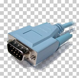 Serial Cable Adapter Serial Port Serial Communication PNG