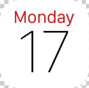 Calendar IOS Apple Computer Icons App Store PNG