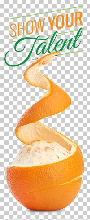 Peel Orange Food Juice PNG