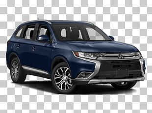 2018 Mitsubishi Outlander SE SUV Sport Utility Vehicle Car 2018 Mitsubishi Outlander ES SUV PNG
