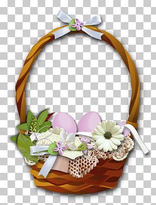 Easter Basket PNG