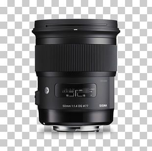 Sigma 50mm F/1.4 DG HSM A Lens Canon EF Lens Mount Sigma 30mm F/1.4 EX DC HSM Lens Sigma Corporation Sigma 35mm F/1.4 DG HSM Lens PNG
