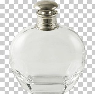 Decanter Glass Distilled Beverage Whiskey Pewter PNG