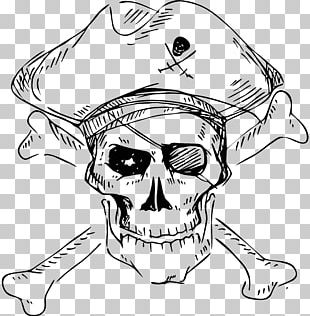 Piracy Skull And Crossbones Stock Photography Human Skull Symbolism PNG