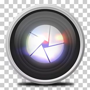 Camera Lens Icon PNG