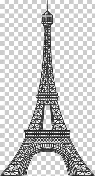 Eiffel Tower Stock Photography PNG