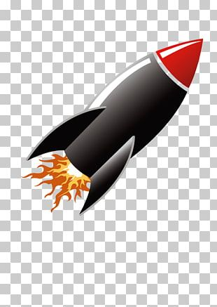 Rocket Launch Outer Space PNG