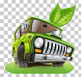 Alappuzha Jeep Cartoon PNG
