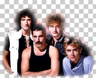 Freddie Mercury Brian May Radio Ga Ga Lady Gaga Queen PNG