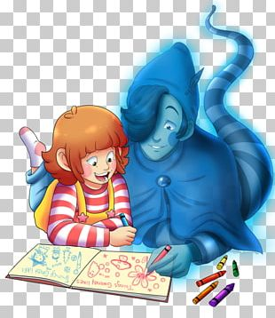 Ghost Fan Art Illustration PNG