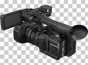 Panasonic HC-X1000 4K Resolution Camcorder Video Cameras PNG