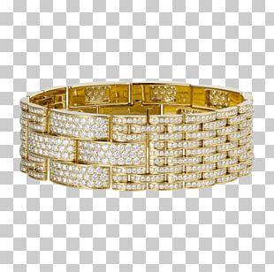 Bangle Bracelet Gold Jewellery Ring PNG