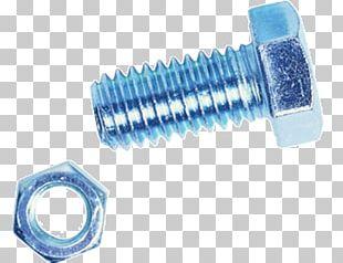 Screw Nut Bolt Tool Fastener PNG