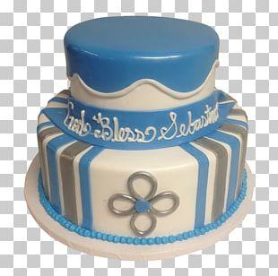 Birthday Cake Cake Decorating Fondant Icing Baptism PNG
