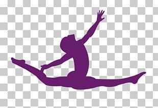 Competitive Gymnastics Artistic Gymnastics Rhythmic Gymnastics Silhouette PNG
