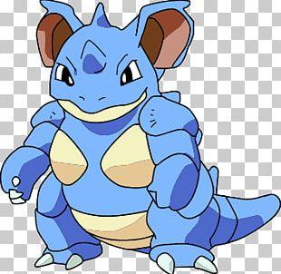 Nidoqueen Pokemon PNG