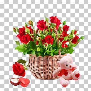 Flower Bouquet Stock Photography Red Desktop PNG