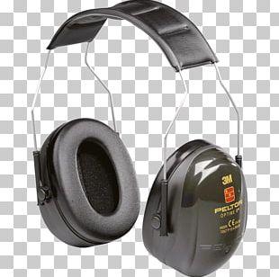 Headphones Peltor Gehoorbescherming 3M Earplug PNG