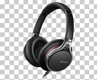 Sony 10R Noise-cancelling Headphones Refurbished Sony MDR1 Prem Oth Headph 40mm PNG
