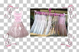 Clothes Hanger Pink M Health Clothing PNG