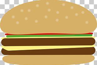 Hamburger French Fries Cheeseburger Battered Sausage Sausage Sandwich PNG