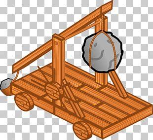 Medieval Engineers Catapult PNG