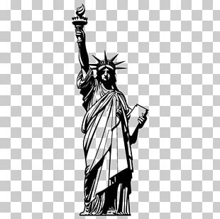 Statue Of Liberty Monument PNG