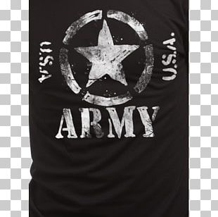 T-shirt Military Uniform United States Army PNG