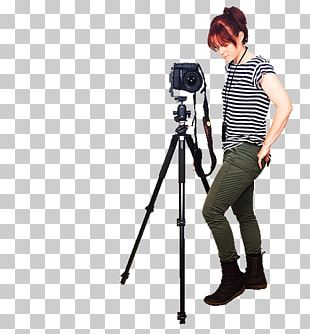Tripod Microphone Stands Photography Videographer PNG