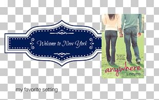 Welcome To New York Logo Author PNG