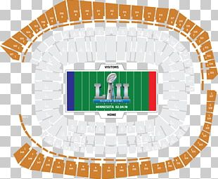 U.S. Bank Stadium Super Bowl LII Seating Assignment Arena PNG