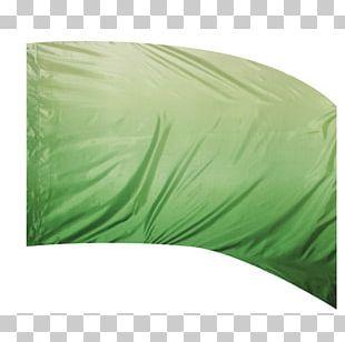 Color Guard Colour Guard Flag Winter Guard Green PNG