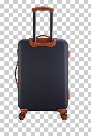 Hand Luggage Checked Baggage Suitcase PNG