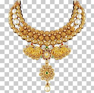 Jewellery Necklace Gold Charms & Pendants PNG