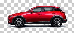 2018 Mazda CX-3 Mazda CX-5 Mazda CX-9 Car PNG