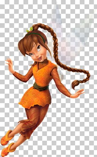 Disney Fairies Tinker Bell Vidia Silvermist Rosetta PNG