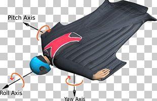 Wingsuit Flying Flight Airplane Aircraft Principal Axes Yaw PNG