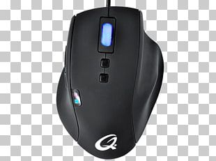 Computer Mouse QPAD 5K Pro USB Laser 5040DPI Right-hand Black Mice Video Game Laser Mouse PNG