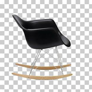 Eames Lounge Chair Rocking Chairs Furniture Living Room PNG