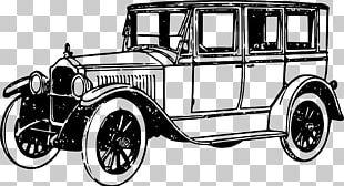 Vintage Car Classic Car Vehicle PNG