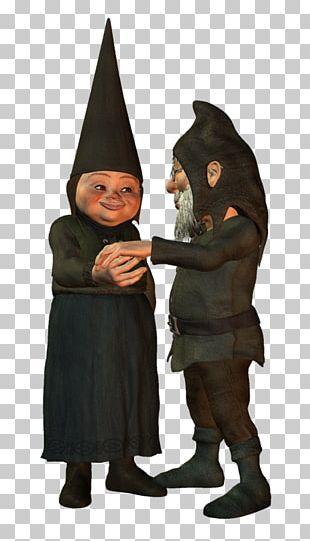 Garden Gnome Outerwear PNG