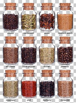 Spice Crock Herb Condiment Food PNG