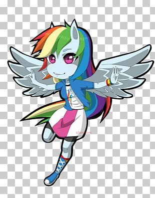 Horse Fairy Illustration Cartoon PNG
