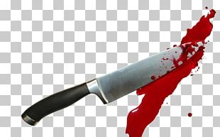 Knife Blood Stabbing Cutting Blade PNG