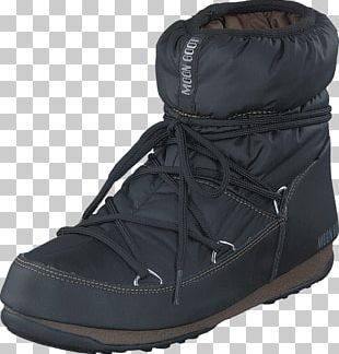 Snow Boot Moon Boot Shoe Fashion Boot PNG